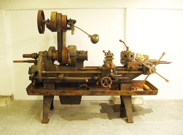 Attraktiv Und Langlebig Altes Uhrmacher Werkzeug Für Uhrmacher Drehbank nr. X 1